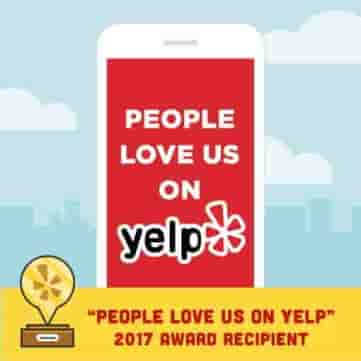 Yelp Award 2017 Mattress Liquidation in Rancho Cucamonga