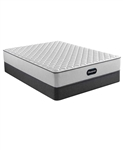 Simmons Beautyrest BR800 11.25 inch Firm Mattress Set - Queen
