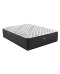 Simmons Beautyrest Black L-Class 13.75 inch Extra Firm Mattress Set - California King