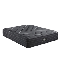 Simmons Beautyrest Black BRB C-Class 13.75 inch Medium (Cushion) Firm Mattress - Queen