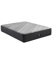 Simmons Beautyrest Black X Class Hybrid 13.5 inch Medium Firm Mattress Set - Full