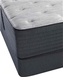 Simmons Beautyrest Platinum Preferred CH 14 inch Luxury Firm Mattress Set - Queen