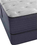 Simmons Beautyrest Platinum Preferred CH 14 inch Luxury Firm Mattress Set - Twin
