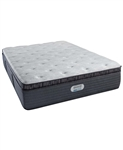Simmons Beautyrest Platinum Preferred CH 15 inch Luxury Firm Pillow Top Mattress - Twin