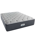 Simmons Beautyrest Platinum Preferred CR 14.5 inch Luxury Firm Mattress - Twin