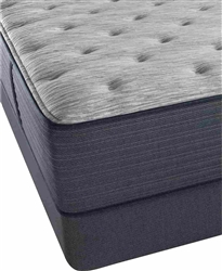 Simmons Beautyrest Platinum Preferred CR 14.5 inch Luxury Firm Mattress Set - Twin