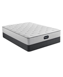 Simmons Beautyrest BR800 12 inch Medium Firm (Cushion Firm) Mattress Set - Queen Split