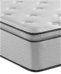 Simmons Beautyrest Silver BR800 13.5 inch Medium Pillow Top Mattress Queen