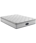 Simmons Beautyrest BR800 13.5 inch Plush Pillow Top Mattress - Queen