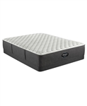 Simmons Beautyrest Silver BRS900-C-TSS 14.5 inch Medium (Cushion) Firm Tight Top Mattress - Queen