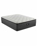 Simmons Beautyrest Silver BRS900-TSS 14.75 inch Medium Firm Pillow Top Mattress Set - Queen