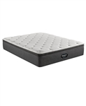 Simmons Beautyrest Silver BRS900-TSS 14.75 inch Plush Pillow Top Mattress - Queen