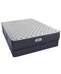 "Simmons Beautyrest Platinum Preferred Chestnut Hill 12.5"" Extra Firm Full Mattress Set"