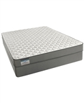"Simmons Beautyrest Reflecting Pool 6"" Firm Full Mattress Set"