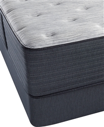 "Simmons Beautyrest Platinum Preferred Chestnut Hill 14"" Luxury Firm Full Mattress Set"
