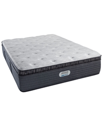 "Simmons Beautyrest Platinum Preferred Cedar Ridge 16"" Luxury Firm Pillow Top Full Mattress"