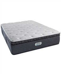 "Simmons Beautyrest Platinum Preferred Chestnut Hill 15"" Luxury Firm Pillow Top Full Mattress"