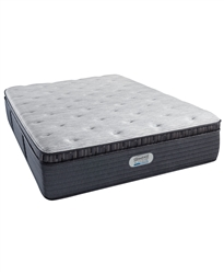 "Platinum Preferred Cedar Ridge 16"" Plush Pillow Top Full Mattress"