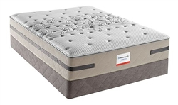 King Sealy Posturepedic Tight Top Cushion Firm Hybrid Mattress Set