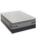 Sealy Posturepedic Plus Cushion Firm Pillowtop King Mattress Set