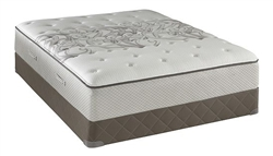 King Sealy Posturepedic Mattress Sets Tight Top Cushion Firm