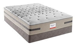 King Sealy Posturepedic Hybrid Tight Top Ultra Firm Mattress Set