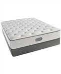 Simmons Beautyrest Cove Point 11.5 Plush King Mattress Set