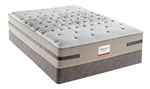 Queen Sealy Posturepedic Tight Top Cushion Firm Hybrid Mattress Set
