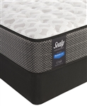 "Sealy Posturepedic 11.5"" Cushion Firm Mattress Set Split Queen"
