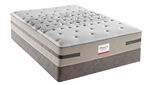 Queen Sealy Posturepedic Hybrid Mattress Set Tight Top Firm