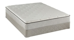 Queen Sealy Posturepedic Tight Top Firm Mattress Set