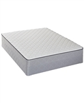 Sealy Firm Tight Top Queen Split Mattress Set