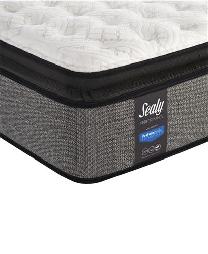Sealy Posturepedic Plus 14 Plush Euro Pillowtop Mattress Queen At Liquidation