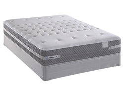 Sealy Posturepedic Plush Queen Mattress Set