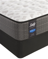 "Sealy Posturepedic 11.5"" Plush Mattress Set Queen"