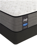 "Sealy Posturepedic Plus 11"" Extra Firm Mattress Set in Queen"