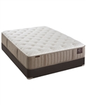 Stearns & Foster 14.5 inch Luxury Plush Queen Mattress Set