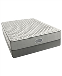 "Simmons Beautyrest Midnight Blue 11"" Firm Queen Mattress Set"