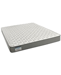 "Simmons Beautyrest Beautysleep Reflecting Pool 6"" Firm Queen Mattress"