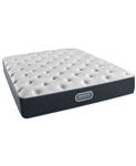 "Simmons Beautyrest Silver Golden Gate 11.5"" Plush Queen Mattress"