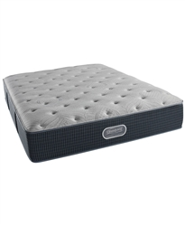 "Simmons Beautyrest Waterscape 13.75"" Plush Queen Mattress"