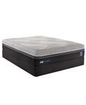 Sealy Copper II 13.5 Hybrid Firm Queen Mattress Set