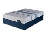 "Serta iComfort Blue Max Touch 1000 12.5"" Cushion Firm Memory Foam California King Mattress"