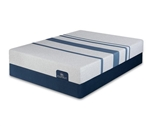 "Serta iComfort Blue Touch 100 9.75"" Gentle Firm Memory Foam California King Mattress"