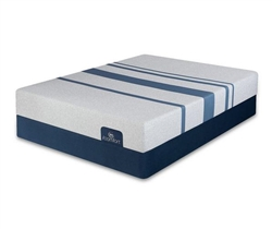 "Serta iComfort Blue Touch 100 9.75"" Gentle Firm Memory Foam Full Size Mattress"