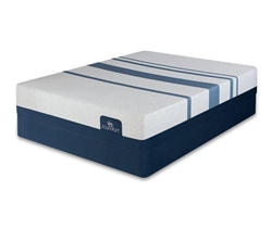 "Serta iComfort Blue Touch 300 11.25"" Firm Memory Foam Full Size Mattress"