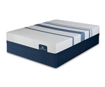 "Serta iComfort Blue Touch 500 11.25"" Plush Memory Foam King Mattress"