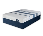 "Serta iComfort Blue Touch 500 11.25"" Plush Memory Foam Queen Mattress – Mattress Liquidation in Rancho Cucamonga"