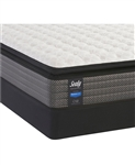 Sealy Posturepedic Lawson LTD II 13.5 inch Plush Pillow Top Queen Mattress Set