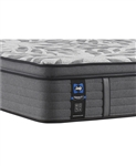 Sealy Premium Posturepedic Satisfied II 14 inch Cushion Firm Pillow Top Twin Mattress